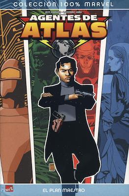 Agentes de Atlas: El plan maestro. 100% Marvel