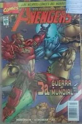 Los Poderosos Vengadores Avengers #27