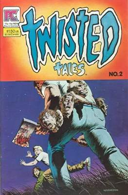 Twisted Tales (Comic Book) #2