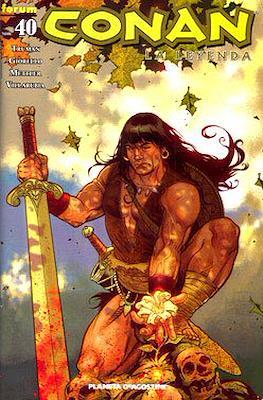 Conan. La Leyenda (Grapa 28-116 pp) #40