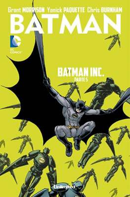 Batman Inc. (Rústica) #5