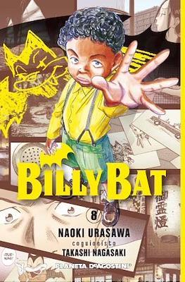 Billy Bat (Rústica con sobrecubierta) #8
