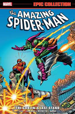 The Amazing Spider-Man Epic Collection #7