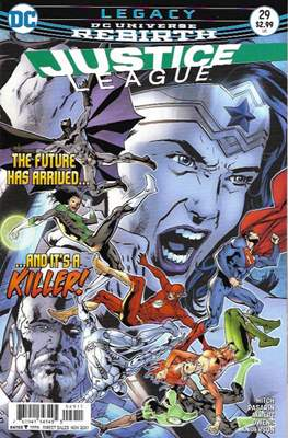 Justice League Vol. 3 (2016-2018) (Comic-book) #29