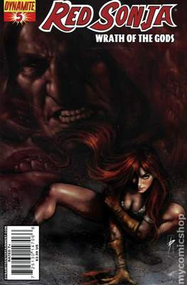 Red Sonja Wrath of the Gods (Comic Book) #5