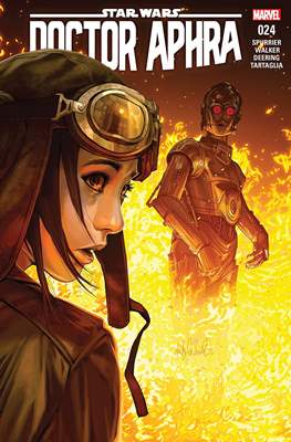 Star Wars: Doctor Aphra (Comic Book) #24