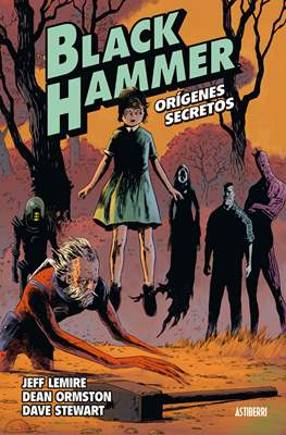 Black Hammer (Cartoné 184 pp) #1