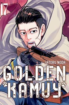 Golden Kamuy (Rústica con sobrecubierta) #17