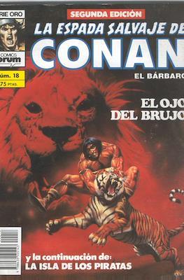 La Espada Salvaje de Conan Vol. 1. 2ª edición (Grapa. 64 páginas) #18