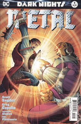Dark Nights: Metal (Variant Covers) (Comic Book) #1.3