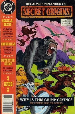 Secret Origins (Vol. 2 1986-1990) #40