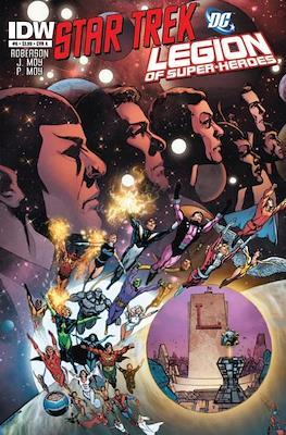 Star Trek/Legion of Superheroes (Grapa) #6