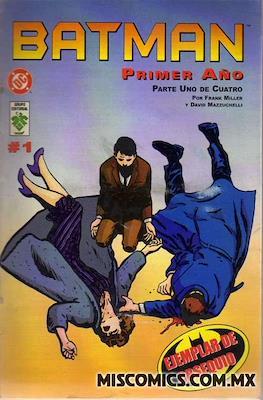 Batman (2002-2003) (Grapa) #1
