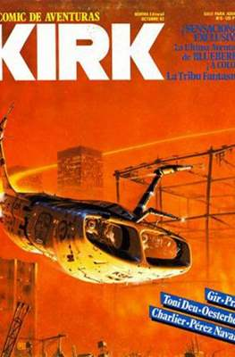 Sargento Kirk / Kirk #6