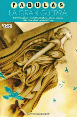 Fábulas (2007-2015) (Rústica) #11
