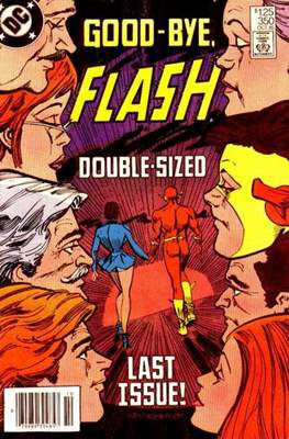 The Flash/Flash Comics (1940-1949, 1959-1985, 2020-) (Comic Book 32 pp) #350