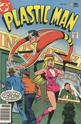 Plastic Man vol.2 (1966-1977) (Grapa, 32 págs.) #20