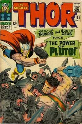 Journey into Mystery / Thor Vol 1 #128