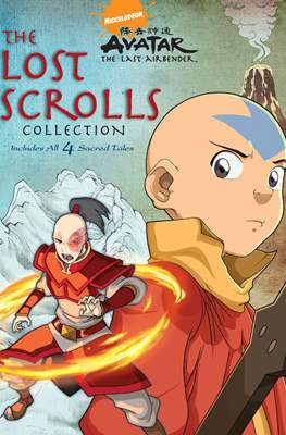 Avatar The Last Airbender: The Lost Scrolls Collection
