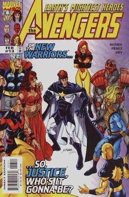 The Avengers Vol. 3 (1998-2004) (Comic-Book) #13