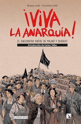 ¡Viva la anarquía! #1