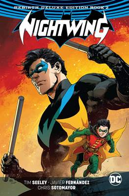 Nightwing: Rebirth Deluxe Edition (Hardcover 384-312 pp) #2