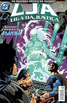 Liga da Justiça. 1ª série (Brochado. 100 pp) #15