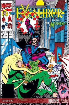 Excalibur Vol. 1 (Comic Book) #27