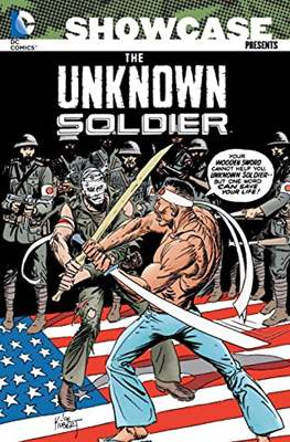 Showcase Presents: The Unknown Soldier (Softcover) #2