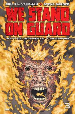 We Stand on Guard (Comic Book) #3