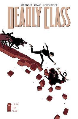 Deadly Class (Comic-book) #12