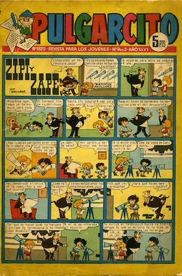 Pulgarcito (1946-1981 5ª y 6ª época) (Grapa, 16-32 páginas) #1820