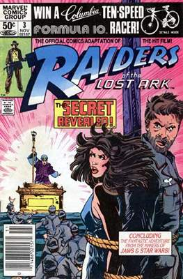 Riders of the Lost Ark #3