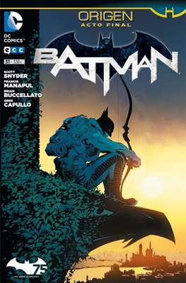 Batman: Nuevo Universo DC / Renacimiento (Grapa) #31