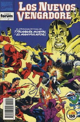 Los Nuevos Vengadores Vol. 1 (1987-1994) (Grapa 32 pp) #80