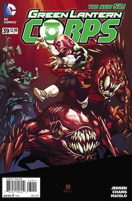 Green Lantern Corps Vol. 3 (2011-2015) #39