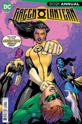 Green Lantern Annual (2021-)