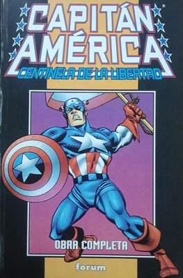 Capitán América: Centinela de la libertad