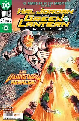 Green Lantern. Nuevo Universo DC / Hal Jordan y los Green Lantern Corps. Renacimiento (Grapa) #78/23