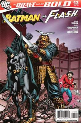 The Brave and the Bold (2007-2010) (Comic Book) #13