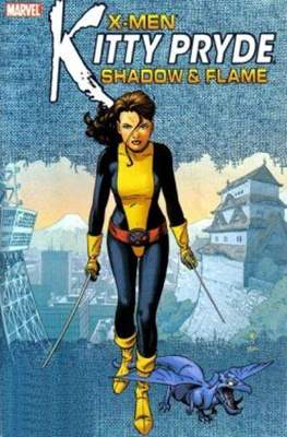 X-Men: Kitty Pryde - Shadows & Flame