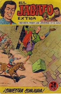 El Jabato extra (Grapa,) #40