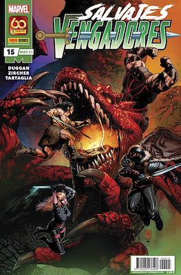Salvajes Vengadores (2019-) (Grapa) #15