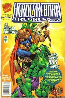 Avengers (Grapa) #30