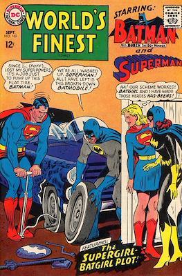 World's Finest Comics (1941-1986) (Comic Book) #169
