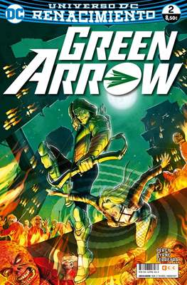 Green Arrow. Renacimiento (Rústica 96-136 pp) #2