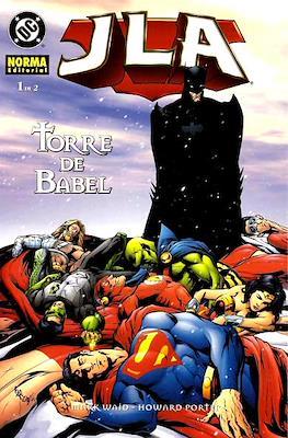 JLA: Torre de Babel (2002) (Rústica 48 pp) #1