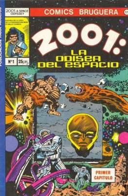 2001: La odisea del espacio (Grapa) #1