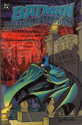 Batman: Strange Apparitions