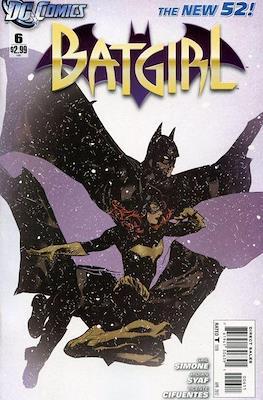 Batgirl Vol. 4 (2011-2016) (Comic-Book) #6